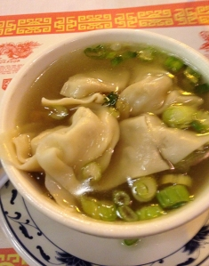Merry Go Round won ton soup