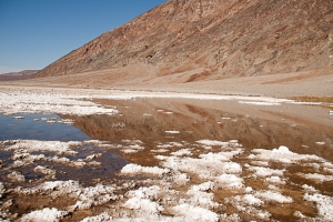 Badwater (282 feet below sea level)