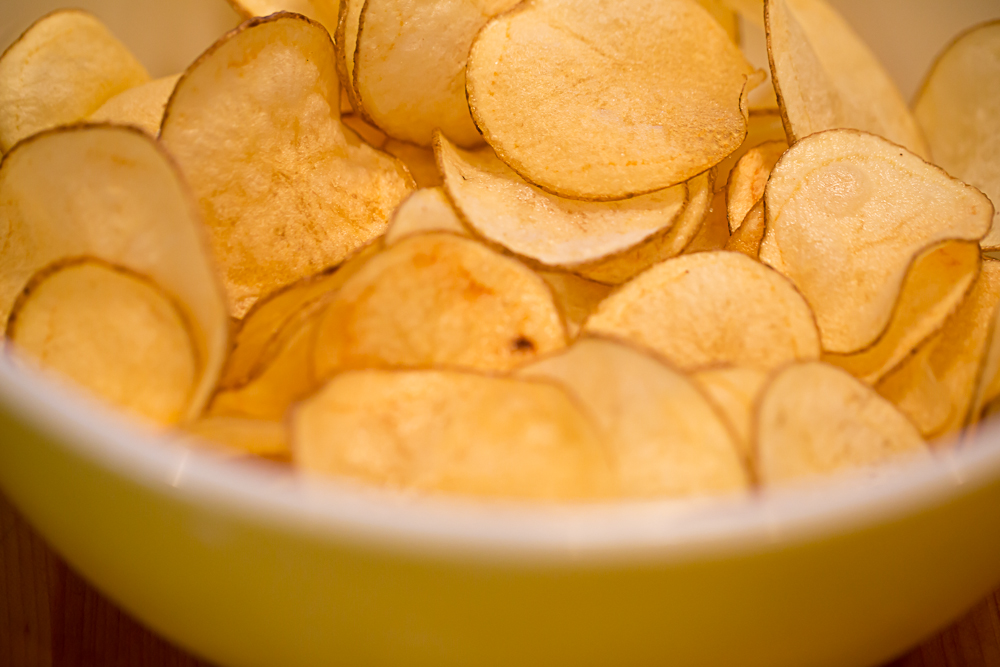 POTATO CHIPS   From the Family Table