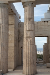 Columns of the Propylaea