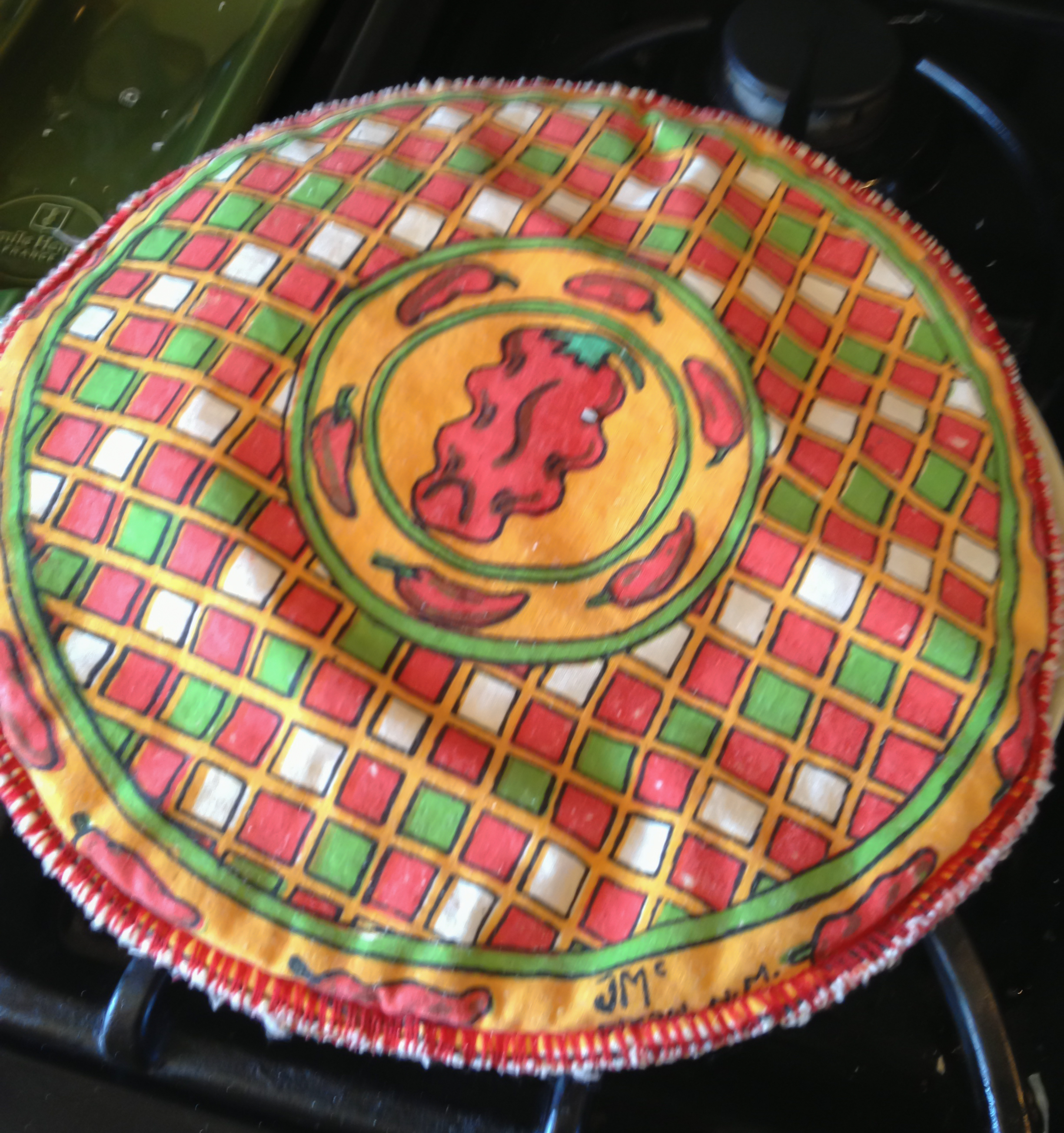 how to make corn tortillas with a press