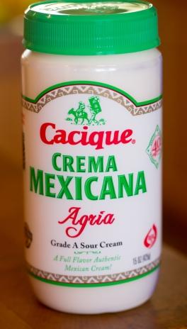 Mexican crema