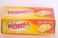 Eight ounces of Velveeta