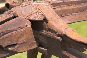 Shidoni Foundry sculpture garden