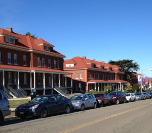 Walt Disney Museum in old administrative buildings