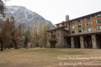 The Ahwahnee Hotel in Yosemite National Park