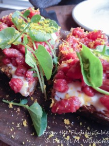 Bar Tartine beef tartare