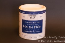 Halen Môn smoked sea salt