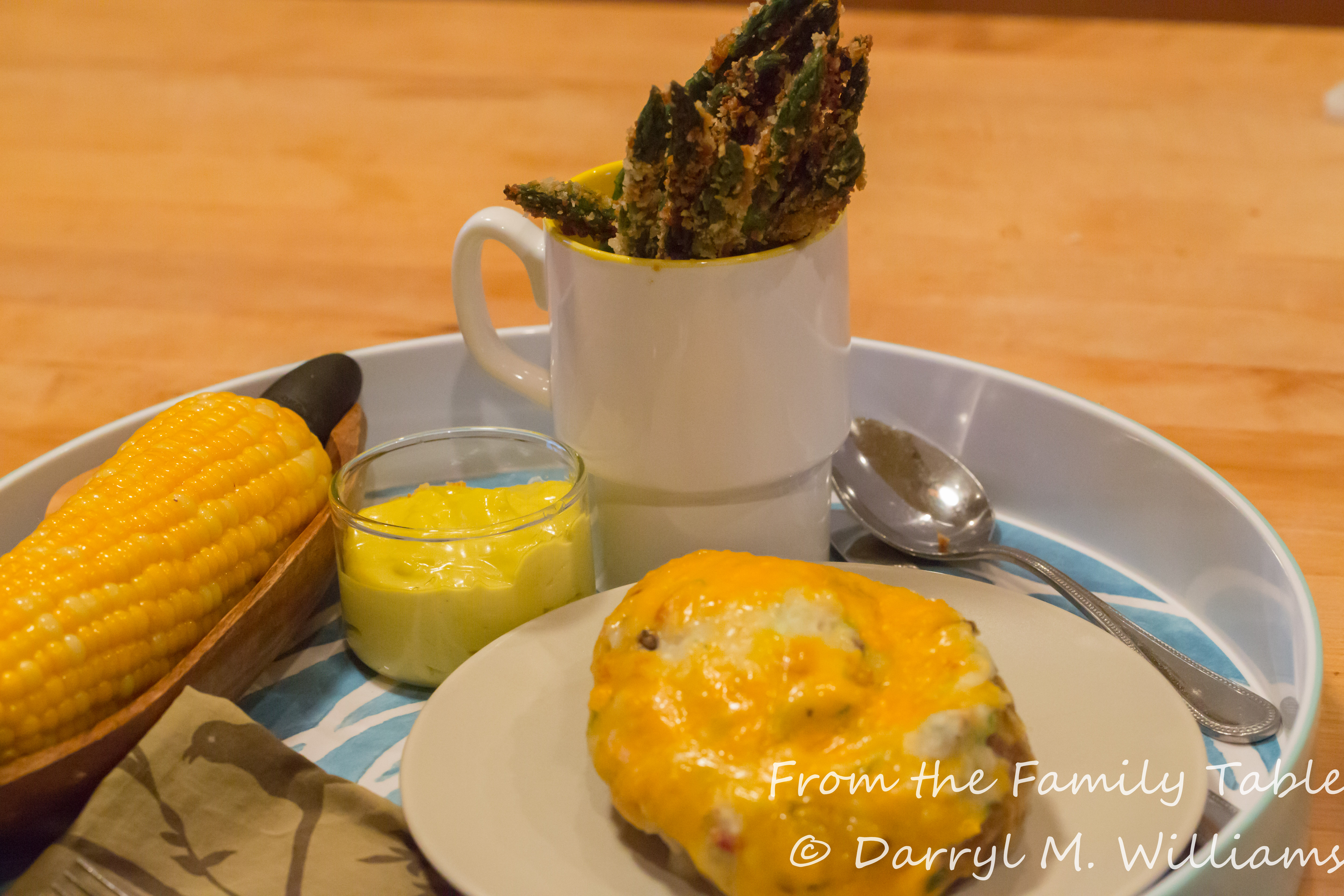 ASPARAGUS FRIES AND AIOLI | From the Family Table
