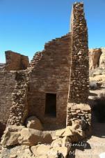 Chaco Canyon ruin