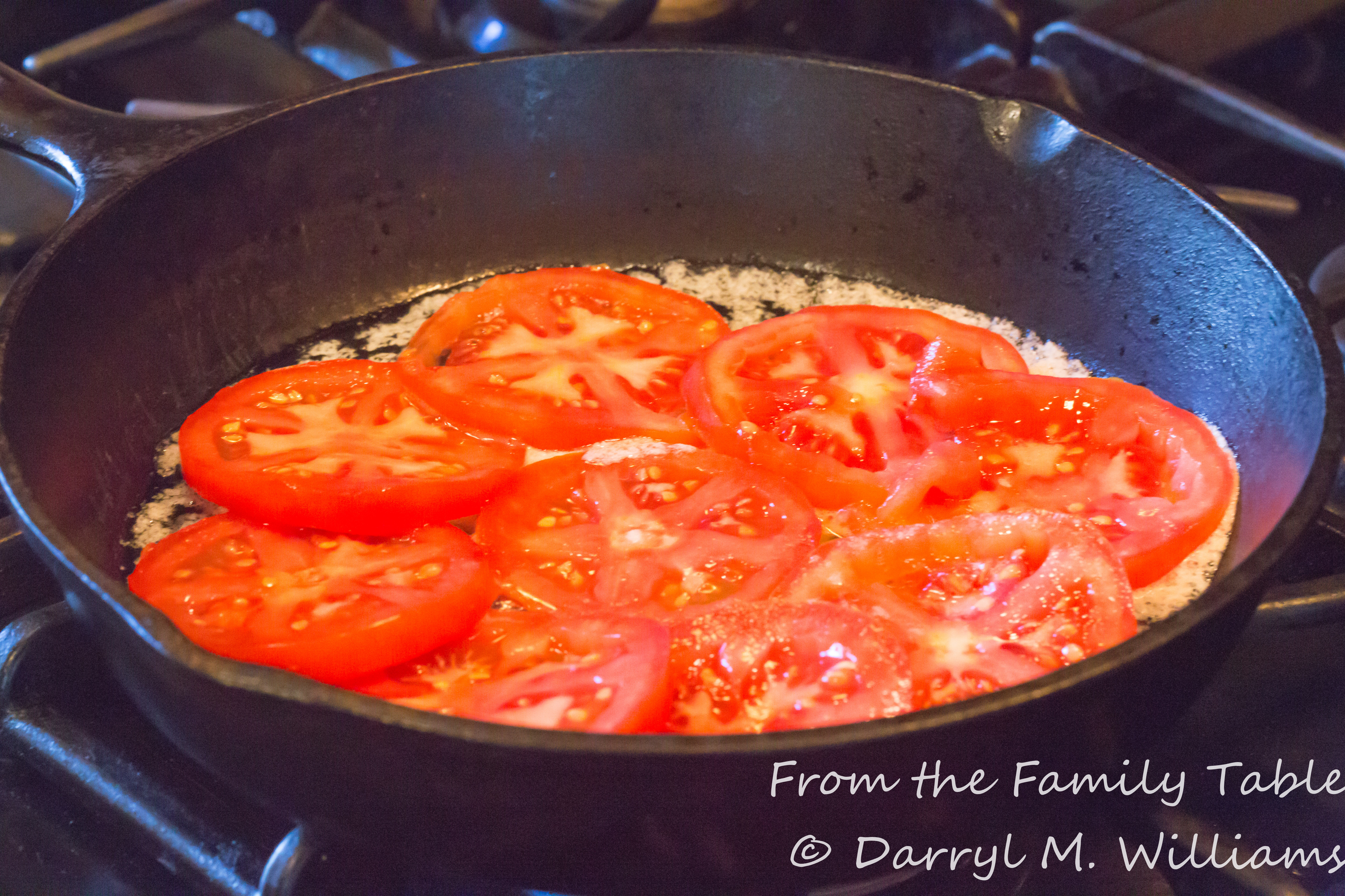 TOMATO GRAVY | From the Family Table