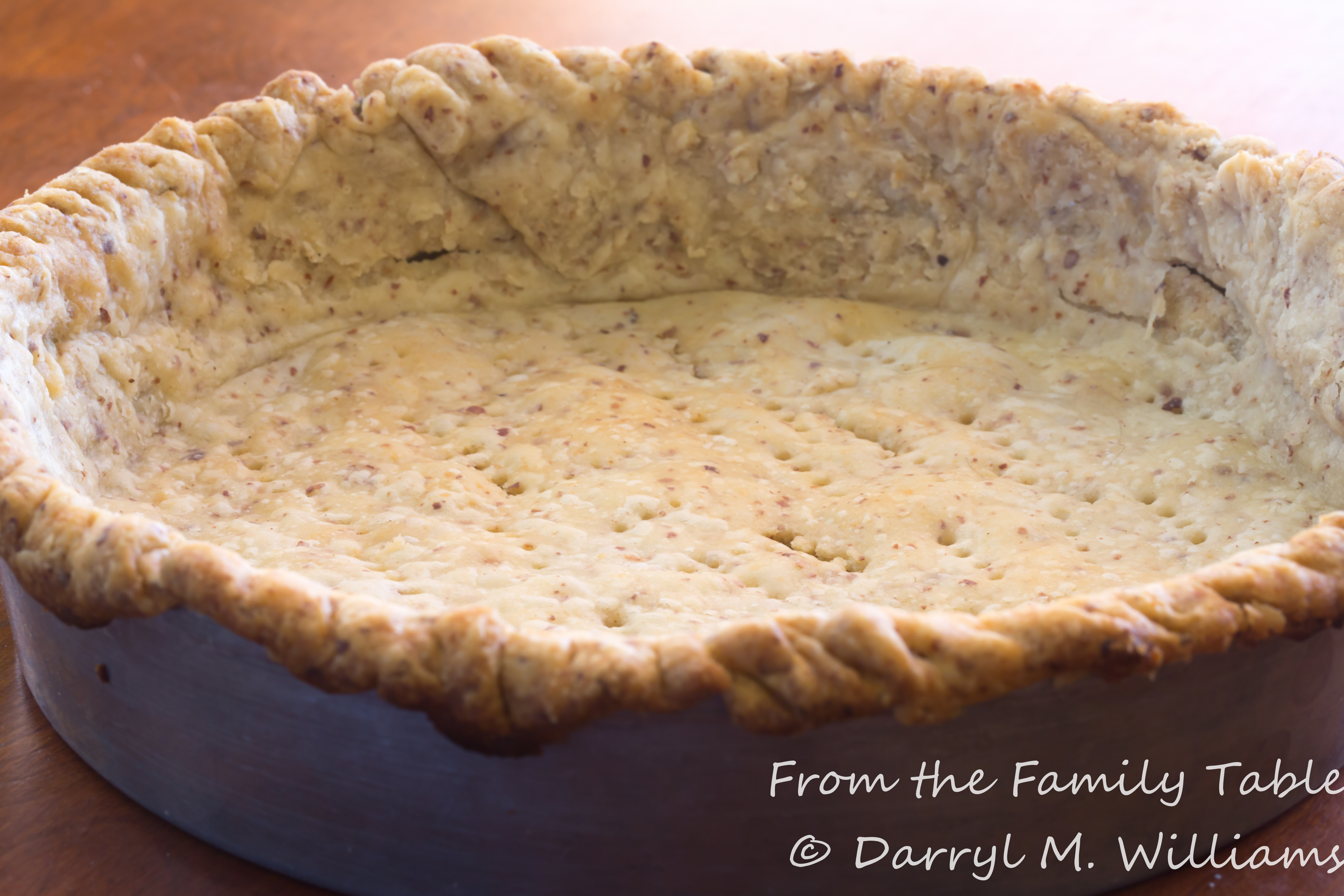 MEYER LEMON BAVARIAN CREAM PIE | From the Family Table