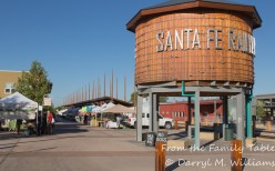 Farmers Market at the Santa Fe Railyard