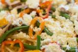 Garlic scape frittata-4