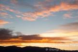 Sunrise over the Sangre de Cristo Mountains