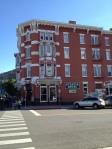 The landmark Strater Hotel