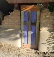 Rustic door