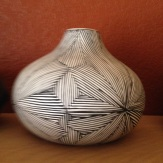 Acoma seed jar