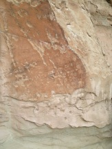 Petroglyphs by Native Americans (?date)