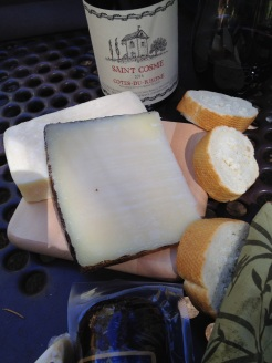 Makings of a great picnic
