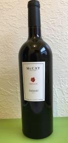 McCay Cellars Trulux Zinfandel