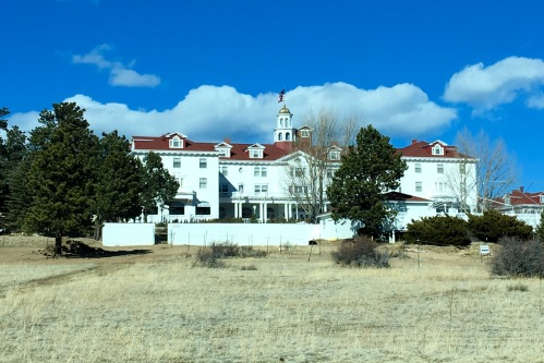 The Stanley Hotel. Ask for room 271.