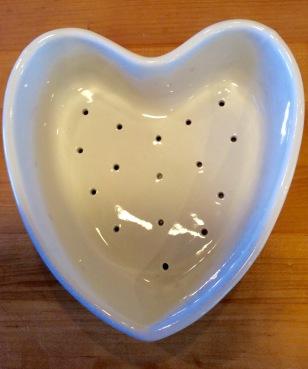 Coeur à la crème mold