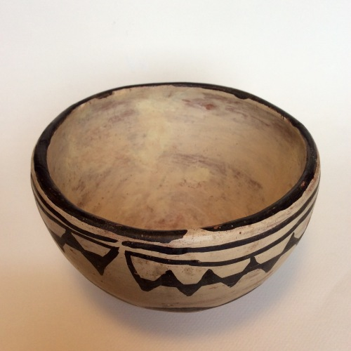 Restored Santo Domingo bowl