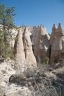 A parade of tent rocks