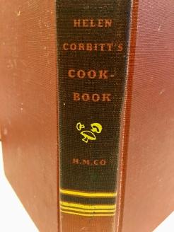Vintage Helen Corbitt's Cookbook